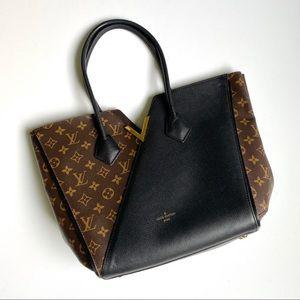 Louis Vuitton Monogram Calfskin Kimono Black